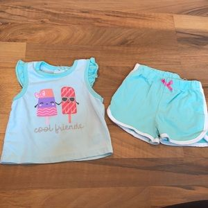 12m Popsicles Outfit